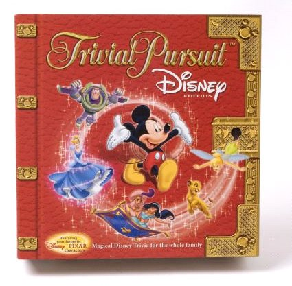 Hasbro Trivial Pursuit Disney Edition product image