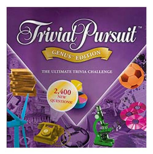 Hasbro Trivial Pursuit Genus product image