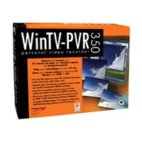 993 Hauppage WinTV PVR 350 personal video recorder - CLICK FOR MORE INFORMATION