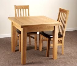 top dining table 850 x 850mm review compare prices buy online