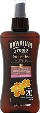 Hawaiian Tropic, 2041[^]10086174 Protective Dry Oil Spray SPF 20