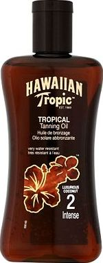 Hawaiian Tropic, 2041[^]10051323 Tanning Oil SPF2 10051323