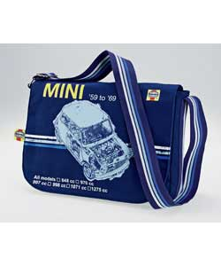Car Manual Shoulder Bag Mini