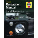 Land Rover Series I- II and III Restoration Manual