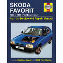 Skoda Favorit (89 - 96) F to N
