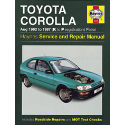 Toyota Corolla (Aug 92 - 97) K to P