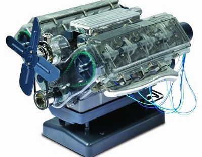 V8 Model Combustion Engine