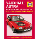 Vauxhall Astra (Oct 91 - Feb 98) J to R