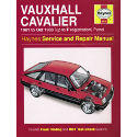 Vauxhall Cavalier (81 - Oct 88) up to F