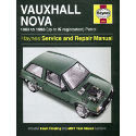 Vauxhall Nova (83 - 93) up to K