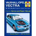 Vauxhall/Opel Vectra (Mar 99 - May 02) T-reg. onwards