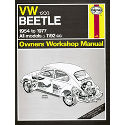 Volkswagen Beetle 1200 (54 - 77) up to S