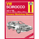 Volkswagen Scirocco (82 - 90) up to H
