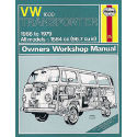 Volkswagen Transporter 1600 (68 - 79) up to V