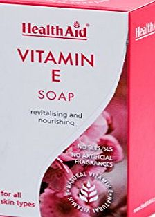HealthAid Health Aid - Vitamin E Soap - 100G