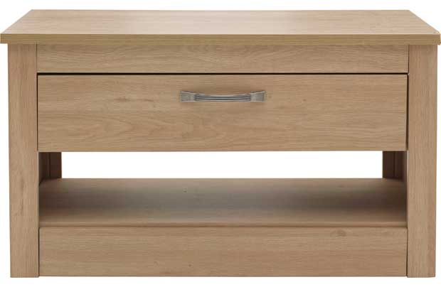 Heart Of House Hartpury Coffee Table Oak Effect Review