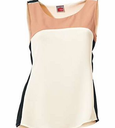 Heine Colour Block Camisole Top