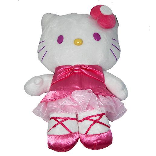 Hello Kitty Ballerina Soft Toy