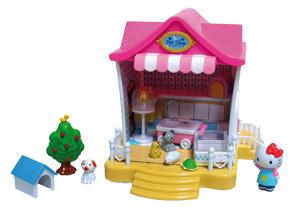 Hello Kitty Mini Pet Shop Playset Review Compare Prices