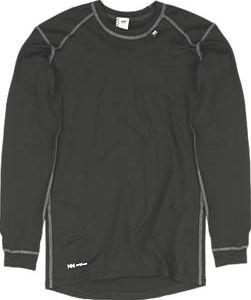 Helly Hansen, 1228[^]55368 Kastrup Baselayer Crewneck Black