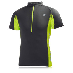 Helly Hansen Pace Half Zip Short Sleeve T-Shirt product image