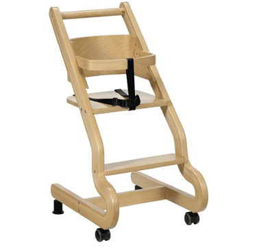 The fitted straps help to keep highchairs 163 71 99