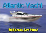 Heng Long Atlantic Yacht High Speed RC Boat product image