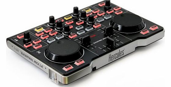 Hercules DJControl MP3 LE product image