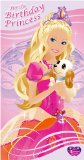 Barbie and the Diamond Castle Birthday Princess Card size 125 x 237