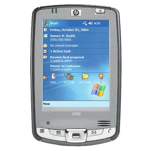 HEWLETT PACKARD HP iPAQ HX2400 product image
