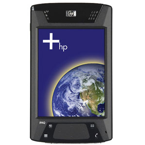 HEWLETT PACKARD HP iPaq HX4700 product image