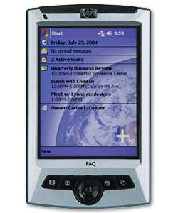 HEWLETT PACKARD HP IPAQ RZ1710 product image