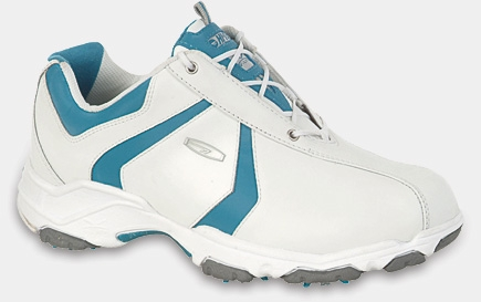 V-Lite Venice Ladies Golf Shoe White/Ocean