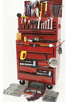 Hilka 270 Piece Tool Chest Kit product image