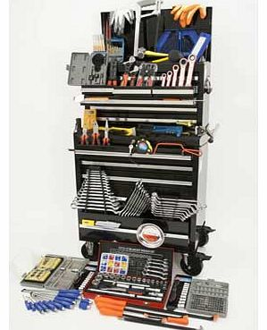Hilka 489 Piece Professional Tool Kit product image
