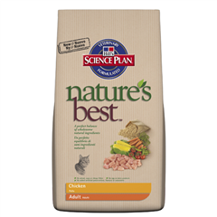 Hills Natures Best Cat Food Chicken