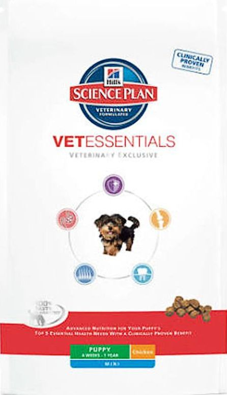 Hills, 2102[^]0105362 Science Plan Vet Essentials Puppy Mini