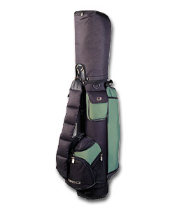 Nylon Twill Padded Golf Bag