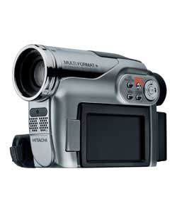 HDD/DVD Hybrid Camcorder - CLICK FOR MORE INFORMATION