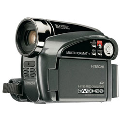 DVD+HDD Camcorder - CLICK FOR MORE INFORMATION