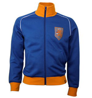 Holland  Holland 1970s Retro Jacket polyester / cotton product image
