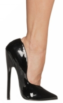 7 Inches / 18cm Heel. From: 3UK 5US 36EU To: 12UK 14US 45EU - CLICK FOR MORE INFORMATION