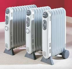 Oil Filled Radiator - CLICK FOR MORE INFORMATION