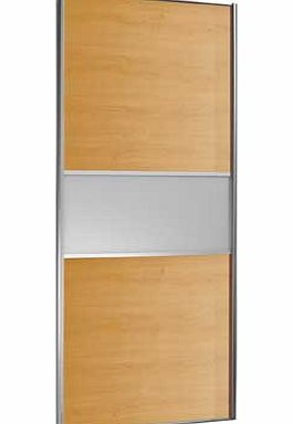 Glass wardrobe door oak - Home decor innovations sliding mirror doors ...