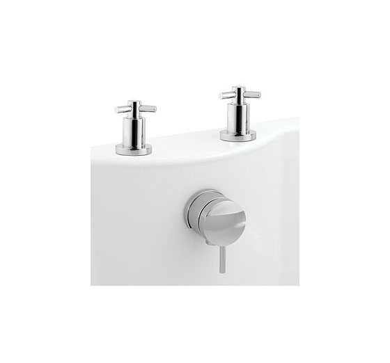 Aspect Freeflow Bath Filler