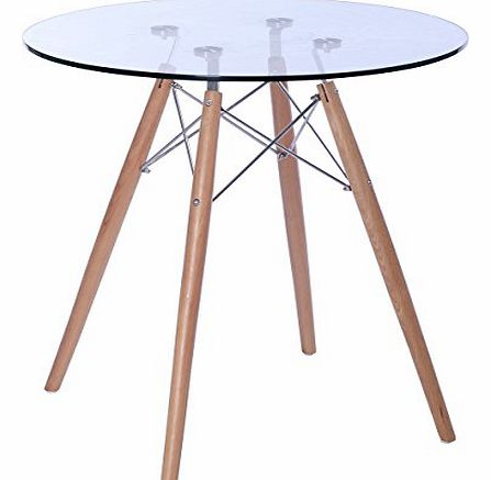 Round Glass Dining Tables And Chairs
