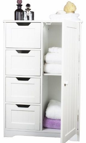 Drawer bathroom for Privacy solution between bedroom and bath