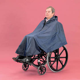 Homecraft Rolyan Wheelchair Poncho