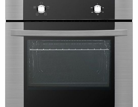 homeking Baumatic HOS600SS 60cm Built in Single Electric Oven product image