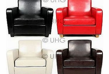 Tub Chair Leather